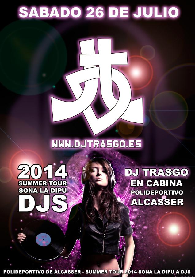 DJ TrAsGo en Alcasser