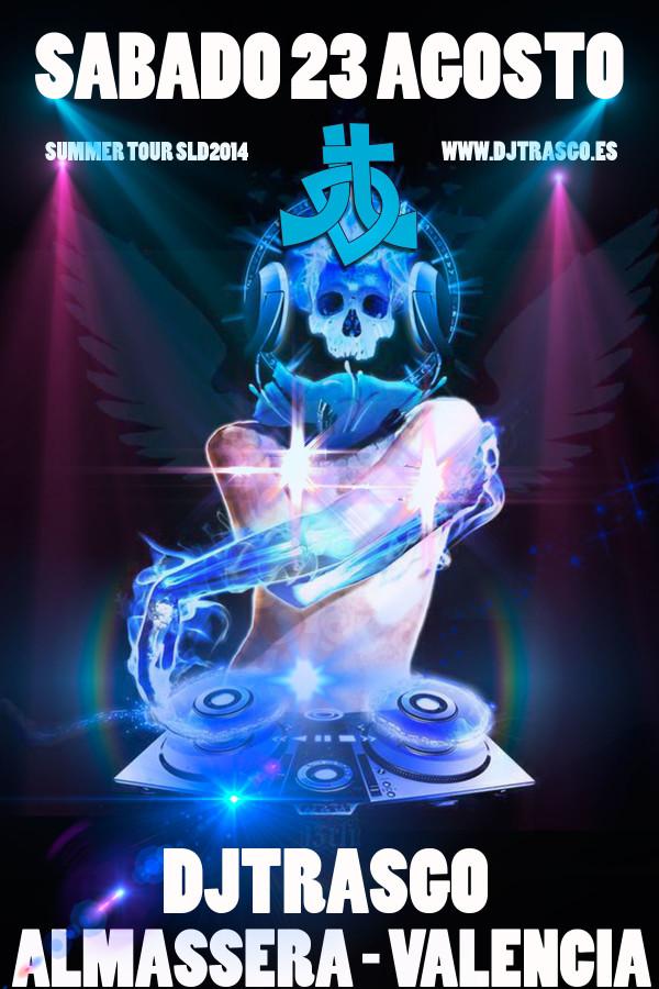 Sona la dipu a djs Almassera con DJ TrAsGo