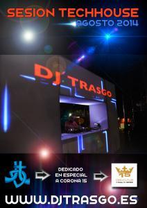 Sesión Techno House Agosto 2014 - DJ TrAsGo