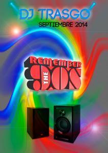 DJ TrAsGo Sesion Remember de los 90 - Septiembre 2014